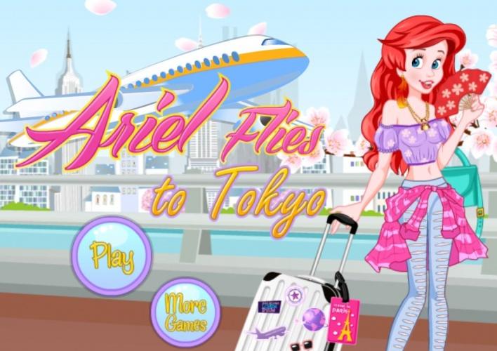 Arielle va � Tokyo