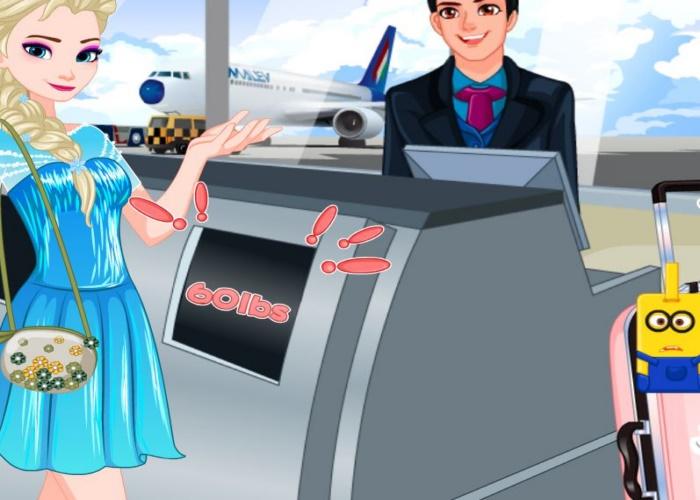 Elsa va en Thaïlande