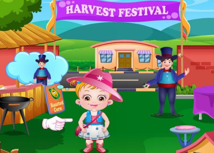 Hazel au festival