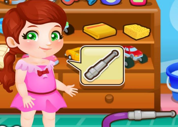 Grand nettoyage sur jeux fille gratuit - Jeux de nettoyage de chambre ...