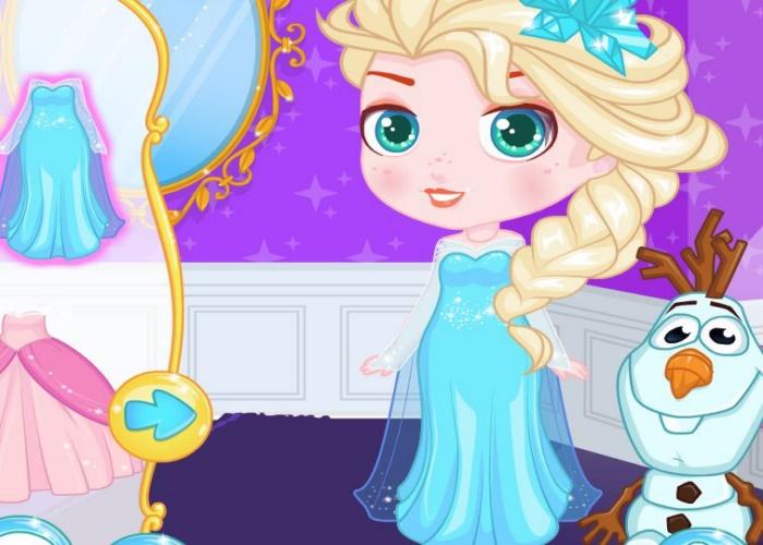 Poupées princesses