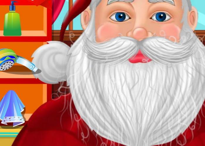 Barbe du père Noel