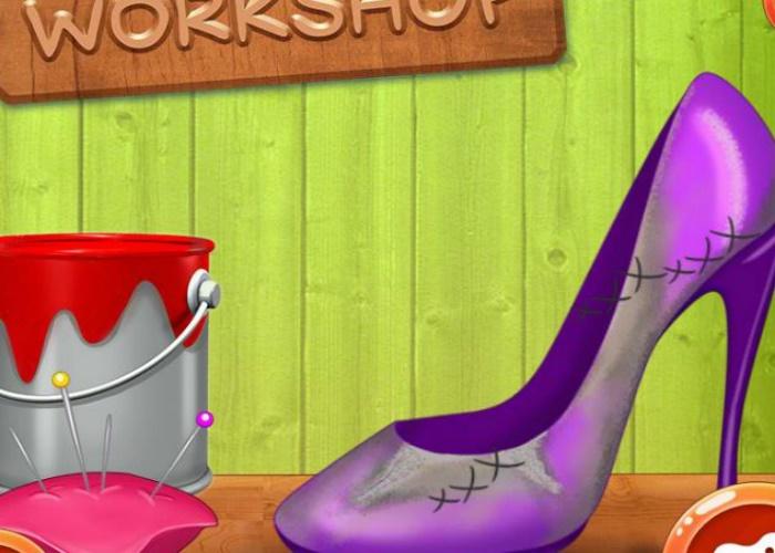 Chaussures de princesses