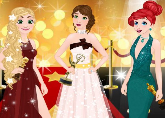 3 princesses actrices