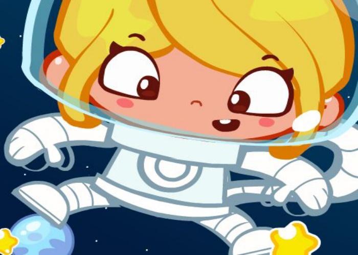 S'amuser en astronaute !