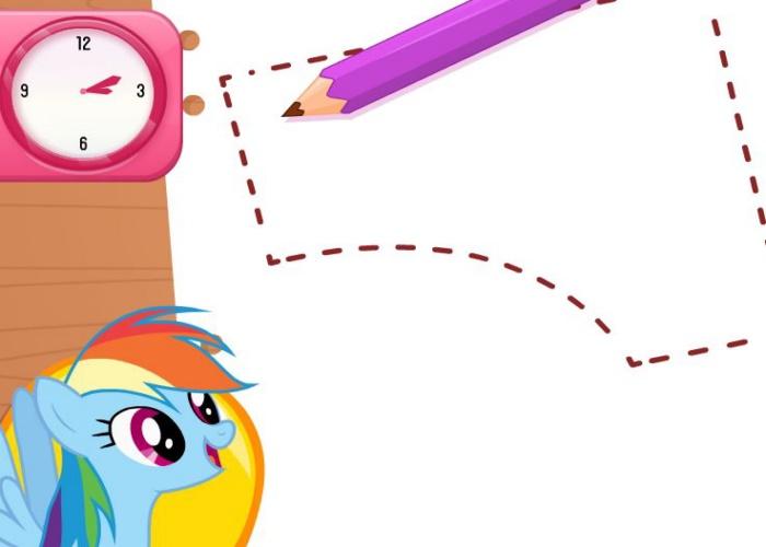 Styliste pour petit poney