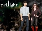 Bella et Edward de Twilight