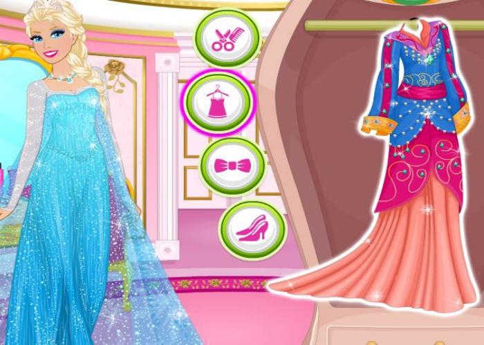 Comme une princesse Disney