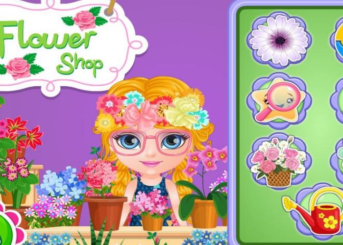 La fleuriste s'amuse 2