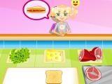 Madame sandwiches