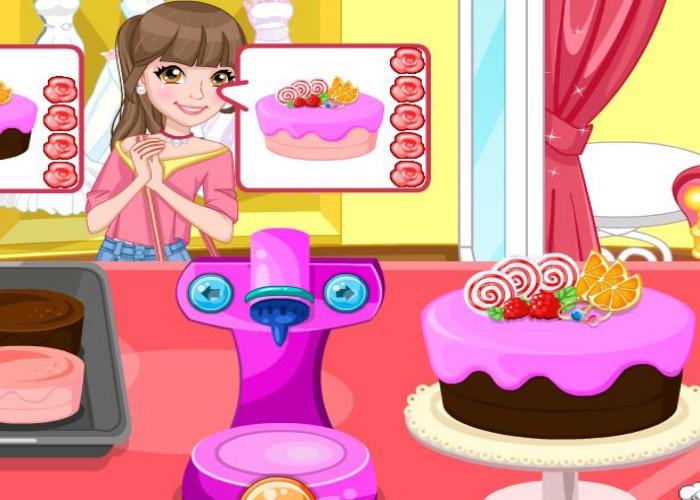Usine à gâteaux de mariage
