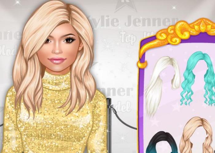 Kylie top modèle