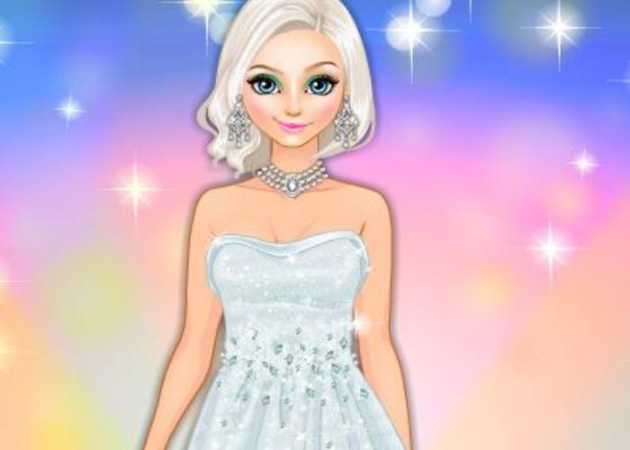 Elsa devient mannequin