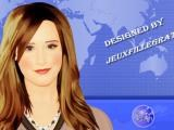Jeu de maquillage d'Ashley Tisdale