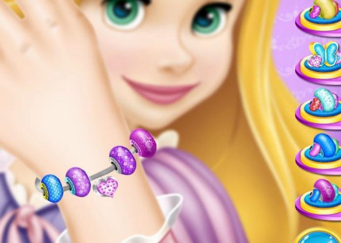 La bracelet de Raiponce