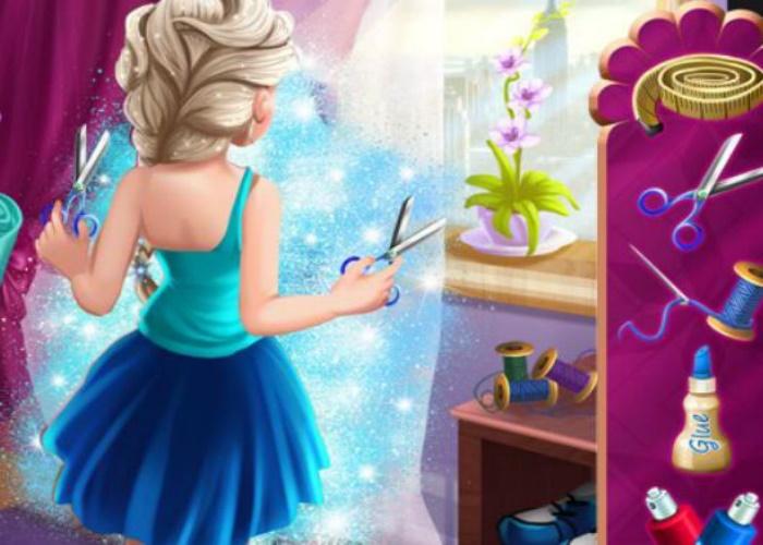 Elsa styliste cosplay