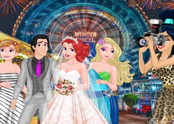 Photos de mariage d'Ariel