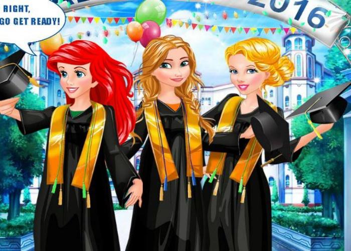 Bal de fin d'année des princesses