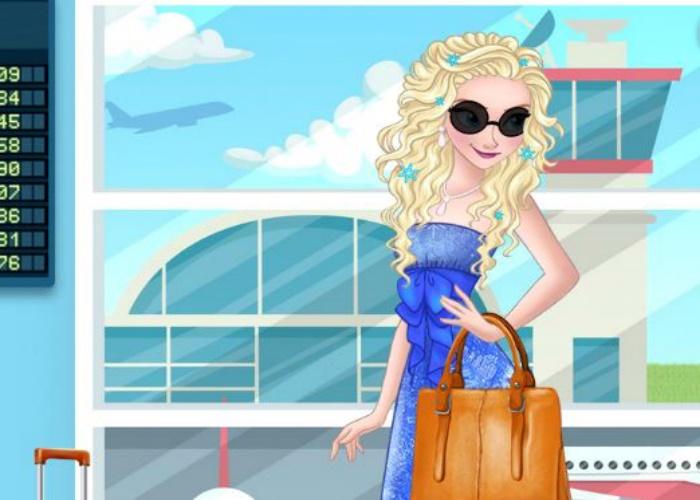 Vacances d'été Elsa