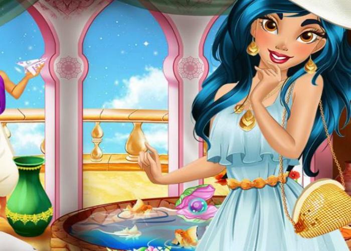 Jasmine fait un voeu