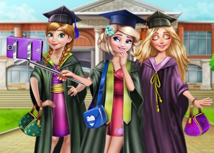 Princesses diplomées