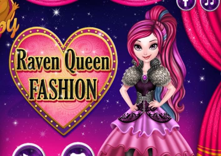 Raven Queen diva de pinterest