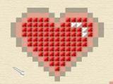 Crochet de Saint Valentin