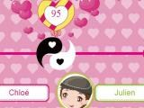 Jeux de fille test d amour love test