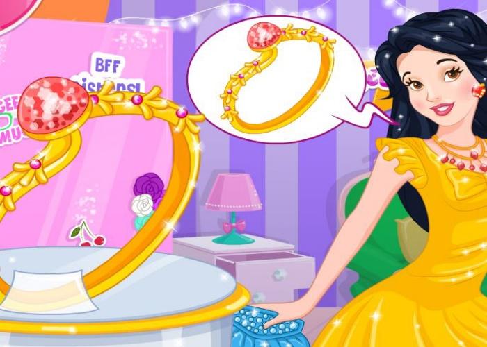 Bague pour une princesse