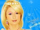 Maquillage et relooking de Paris Hilton