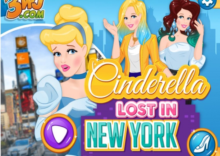 Cendrillon à New York