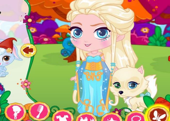 Chibi princesse