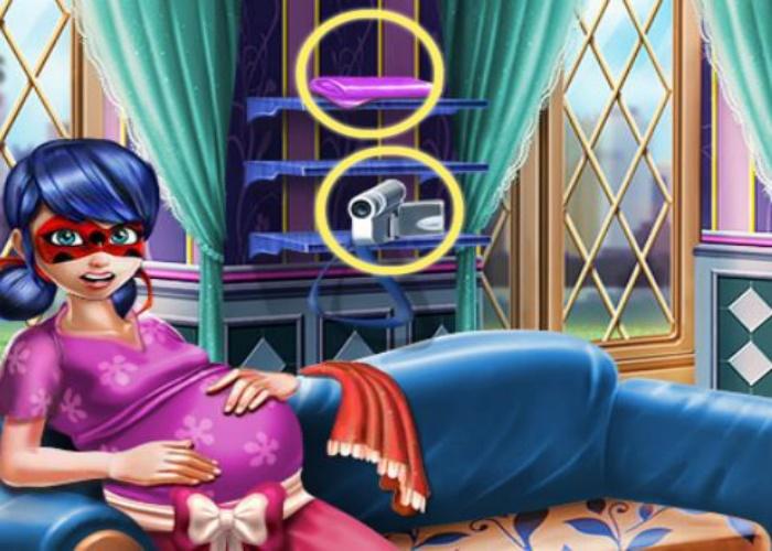 ladybug attend des jumeaux sur jeux fille gratuit. Black Bedroom Furniture Sets. Home Design Ideas