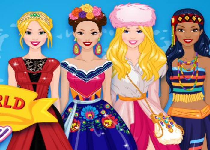 Défilé de tenues mondiales 2