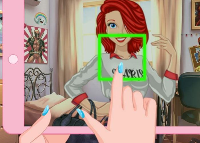 Ariel blogueuse de mode