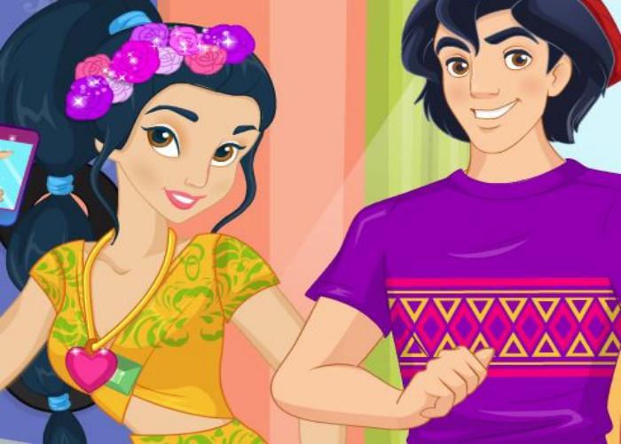 Loin d'Aladin