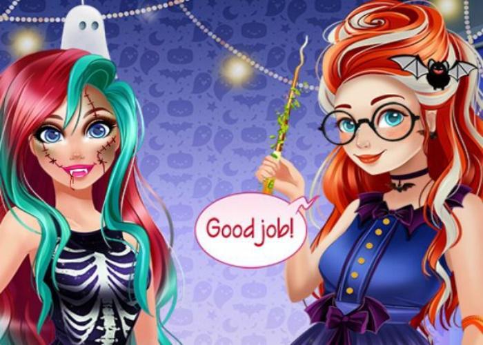 Amusement pour Halloween