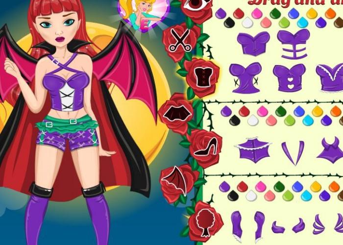 Cr ation de vampire sur jeux fille gratuit - Jeux fille 6 ans gratuit ...