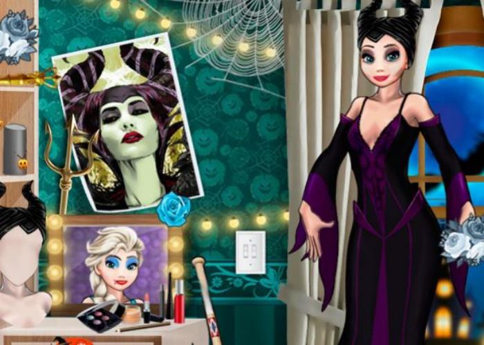Costumes pour les princesses
