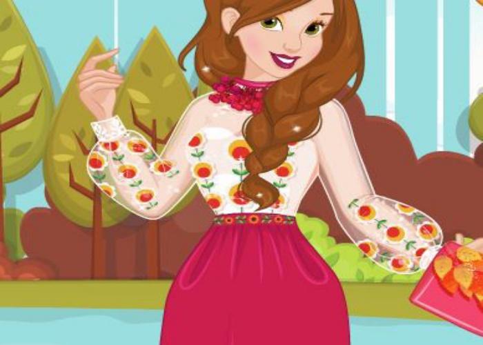 Saison d'automne pour Belle