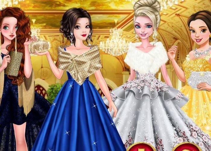 Bal des jeunes princesses