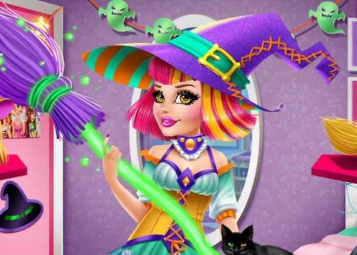 Look de sorci re sur jeux fille gratuit - Jeux de sorciere potion magique gratuit ...