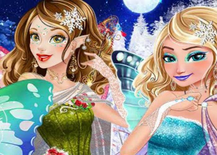 Princesses et fées