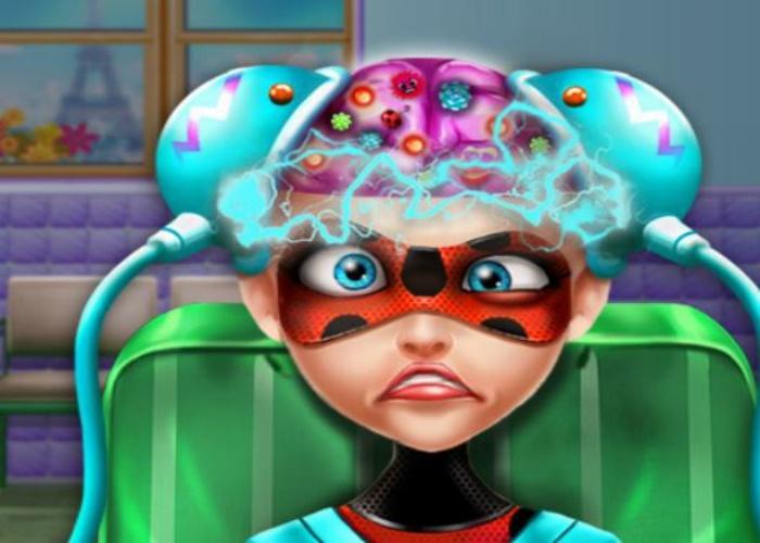 Chirurgie pour Ladybug
