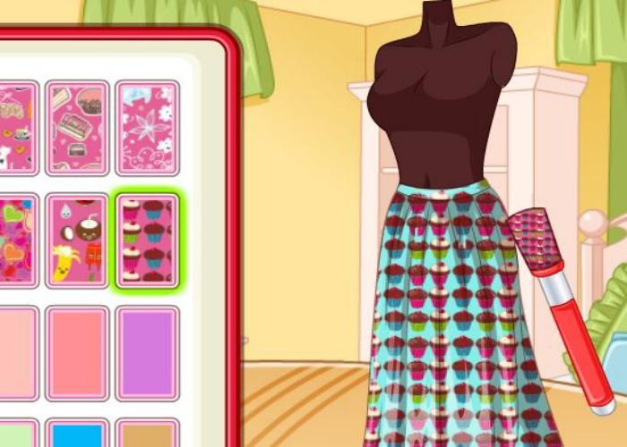 Ma robe bonbon