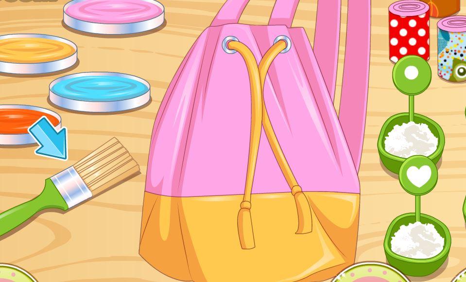 Dessine mon sac seau