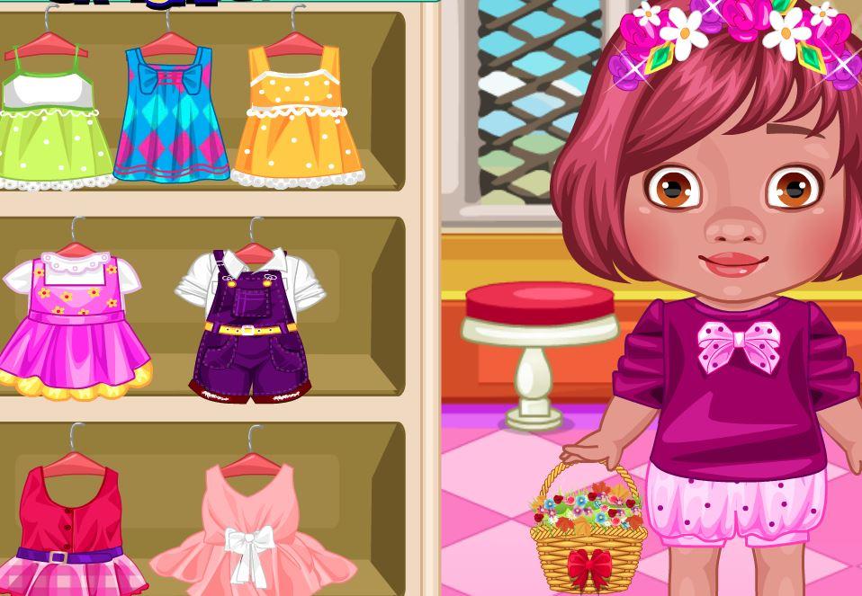 Petite princesse Moana