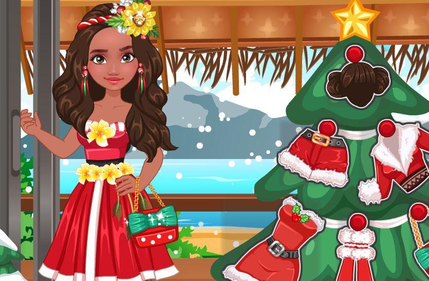 Noël avec Moana
