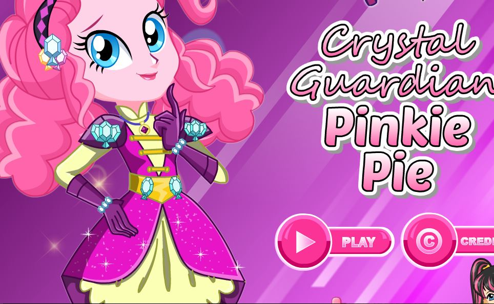 Relooking de Pinkie Pie