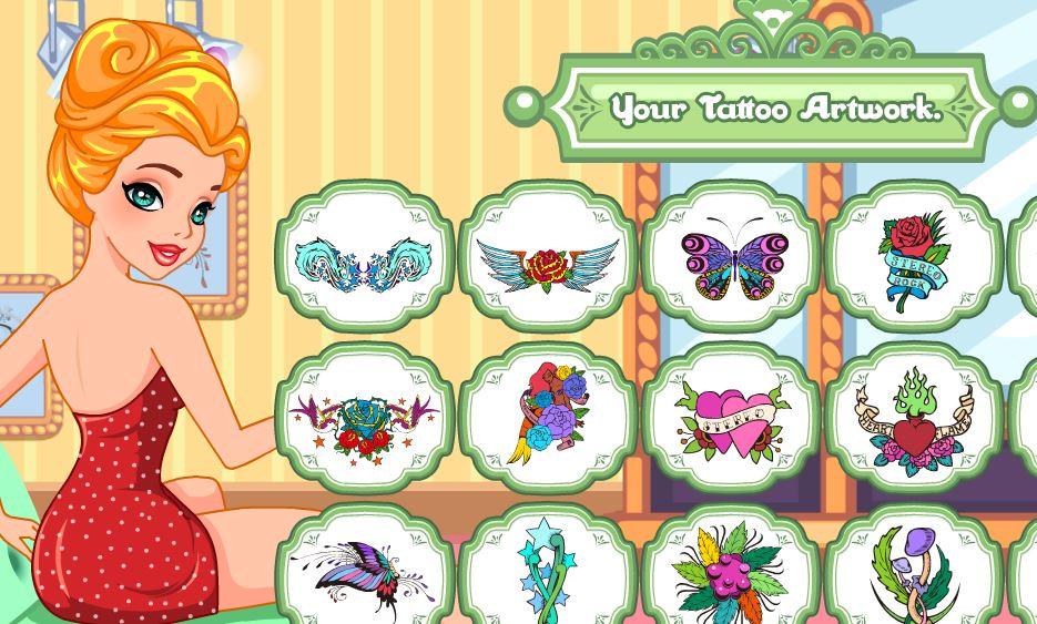 Un nouveau salon de tatous !
